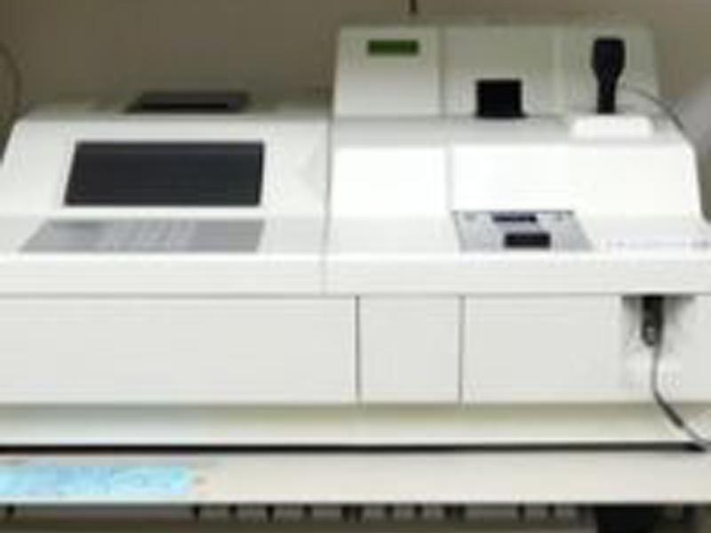 血液生化学検査装置