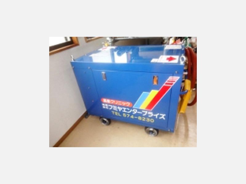 14PS防音型ディーゼル高圧洗浄機