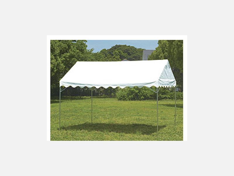 集会用組立式テント