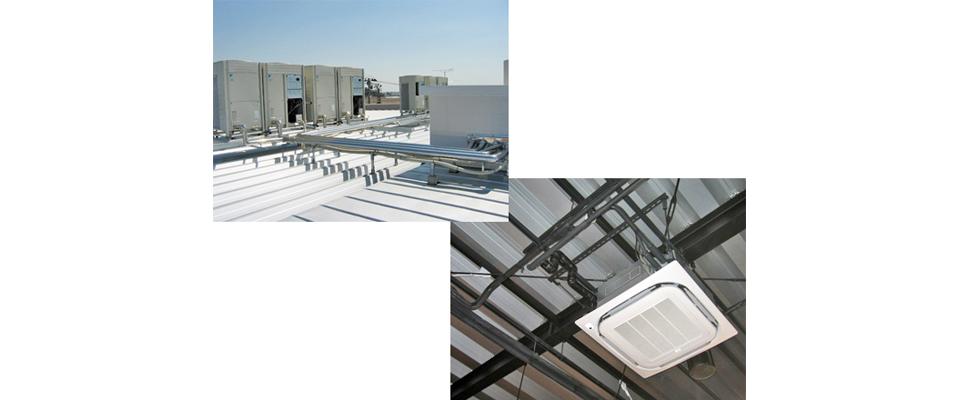 冷暖房・空調設備の販売・工事なら協和エアコンへ!