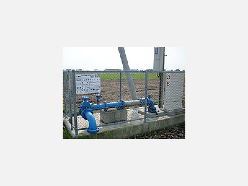農業用井戸