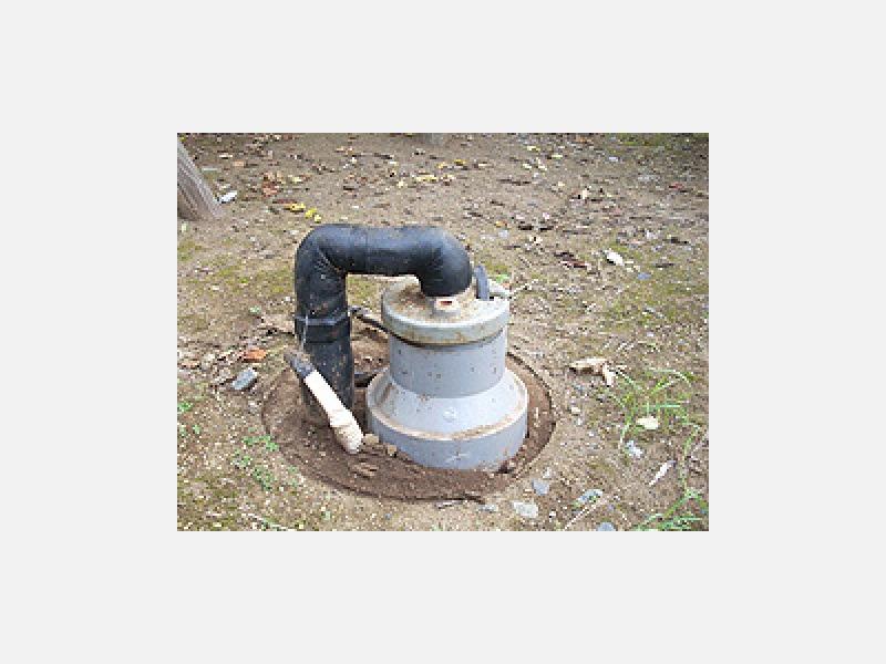 井戸の再生