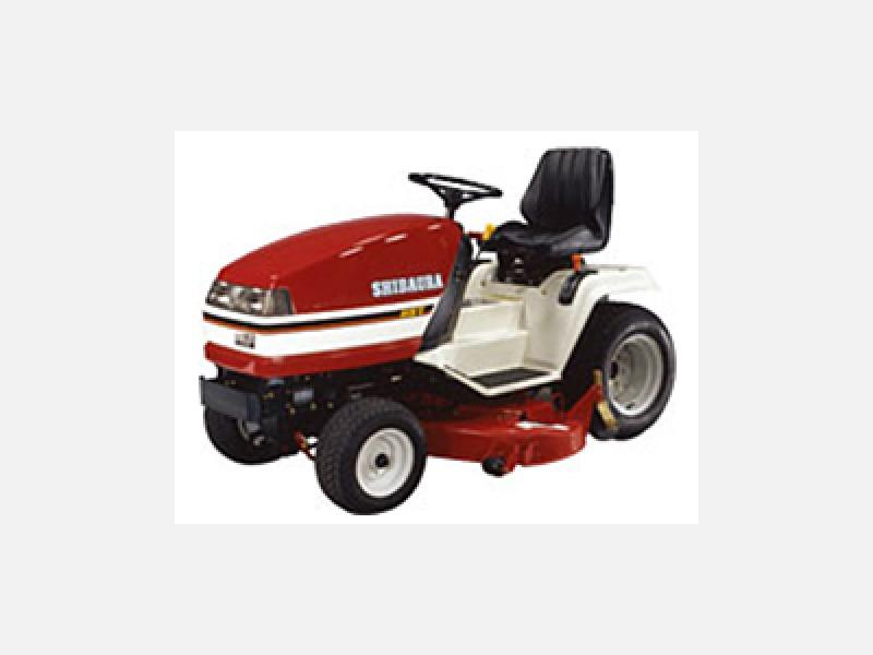 ◆乗用芝刈機
