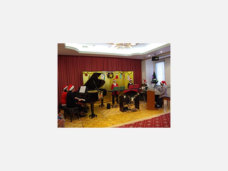 ピアノ、電子オルガン、バイオリン、ウクレレ、ギター、ドラム他