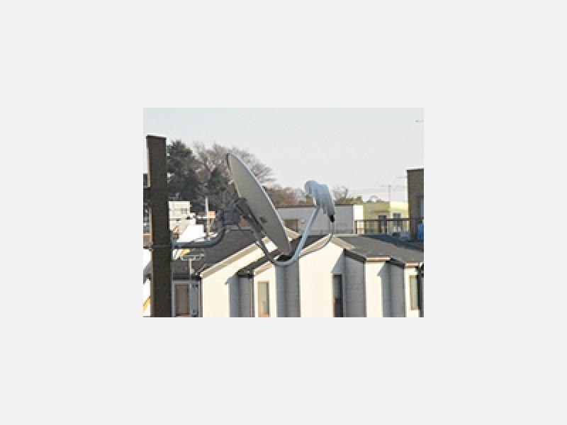 アンテナ工事/地デジ・BS・テレビ調整