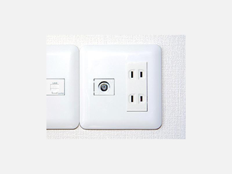 電気工事/アンペア増量・コンセント増設・配線