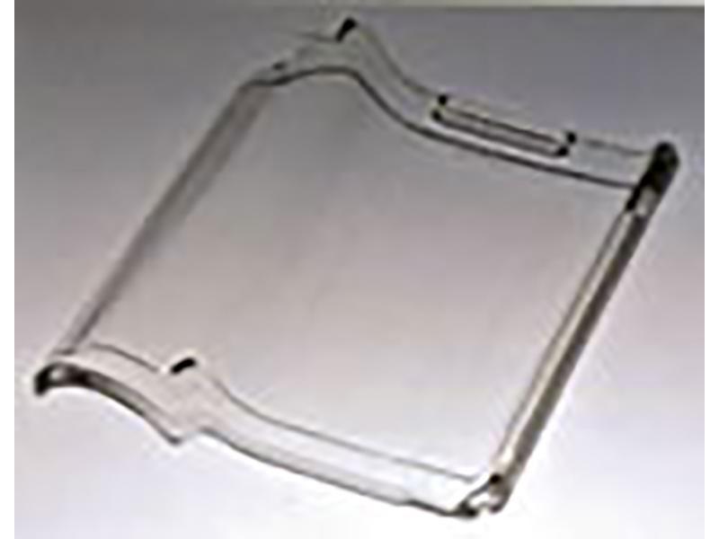 ガラス瓦は光線透過率が高く、熱に強いガラスを使用