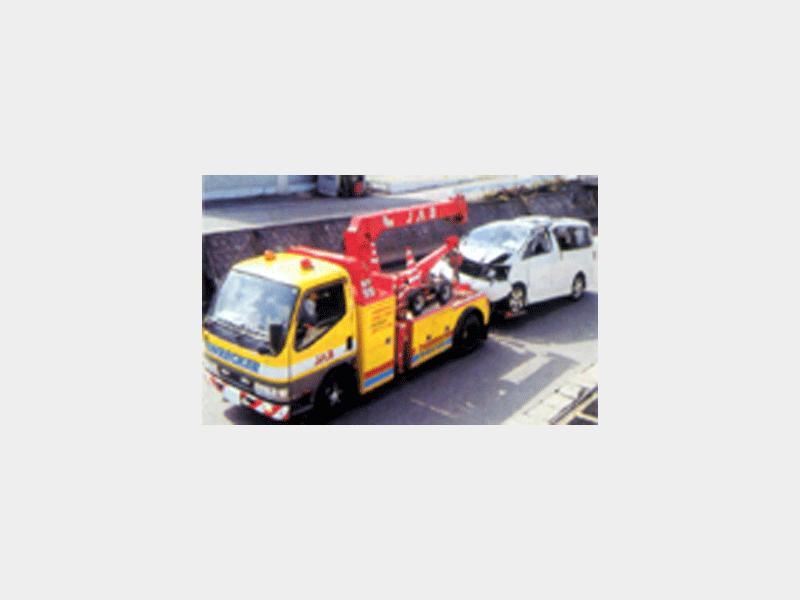 JAB福井ロードサービス大型車・二輪もOK