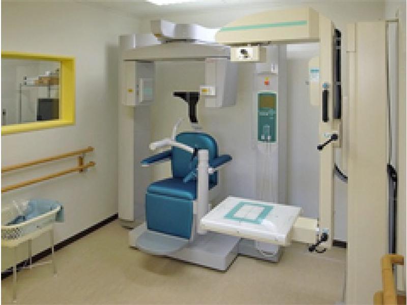 CT・レントゲン室