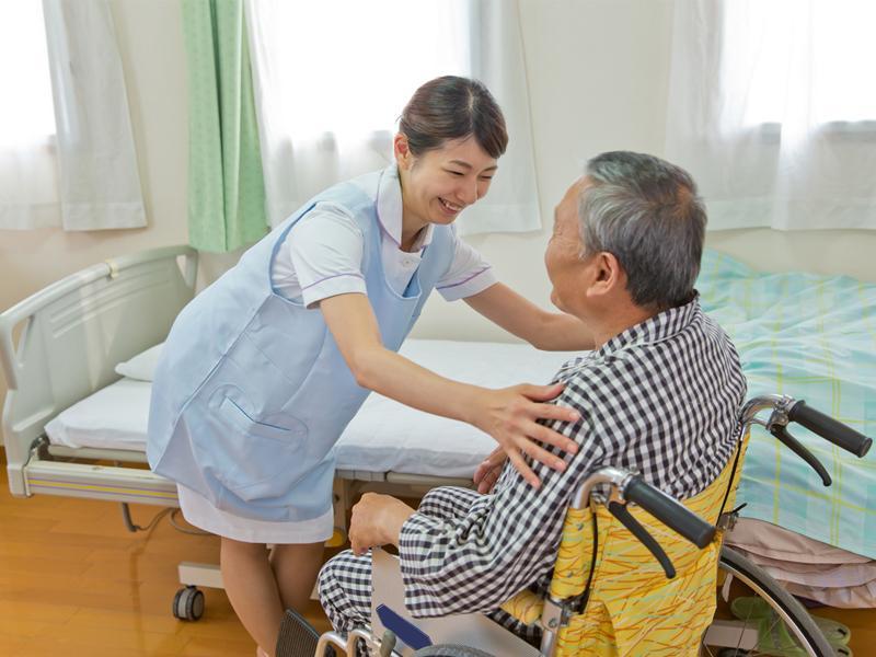 長期入所療養介護サービス
