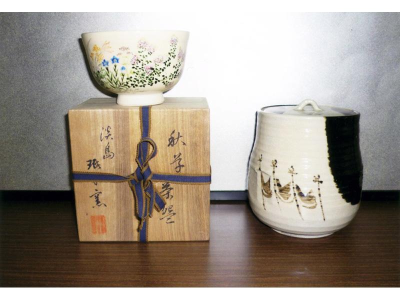 書画・骨董・茶道具など一点から鑑定・高価買受