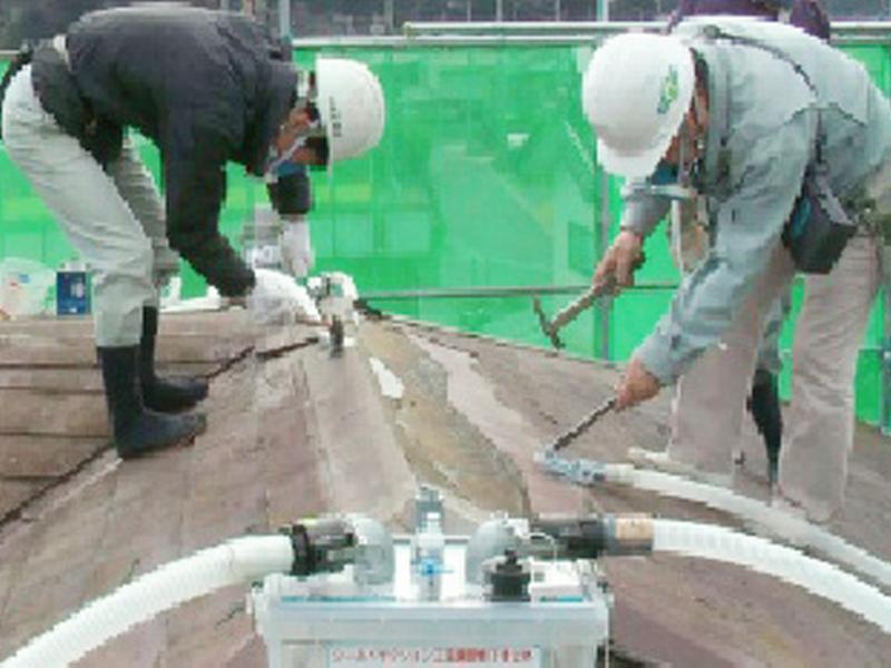 屋根替え・かわら屋根工事専門店