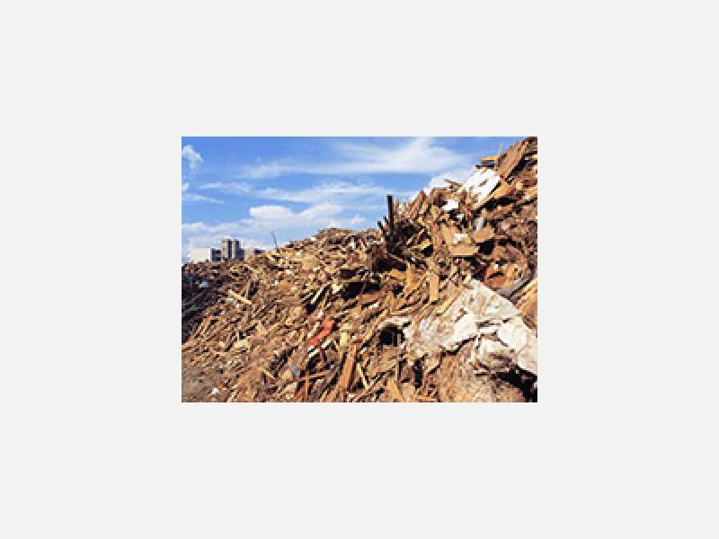 産業廃棄物収集・運搬・積み替え保管も行っております