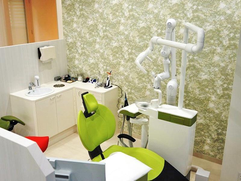 額賀歯科医院 治療室