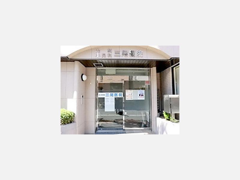 ◆医院入口