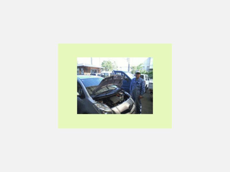 ◆車検から整備・販売まで、トータルでお任せください!