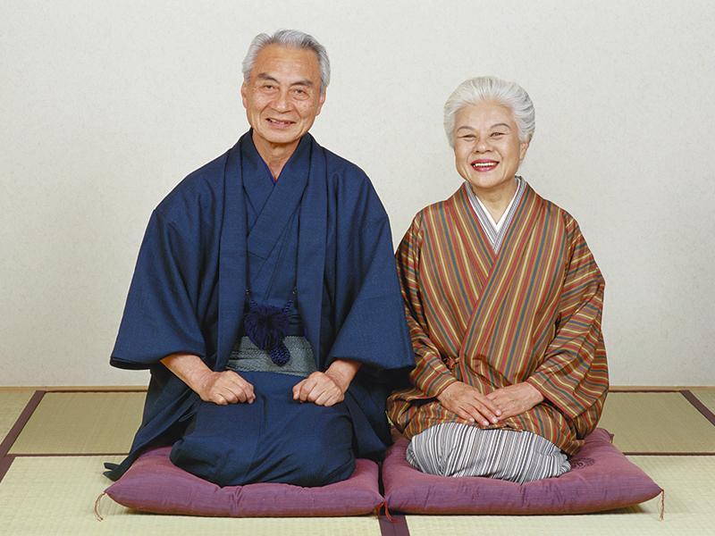 寿・還暦・喜寿・米寿・白寿等の衣装レンタルも好評です