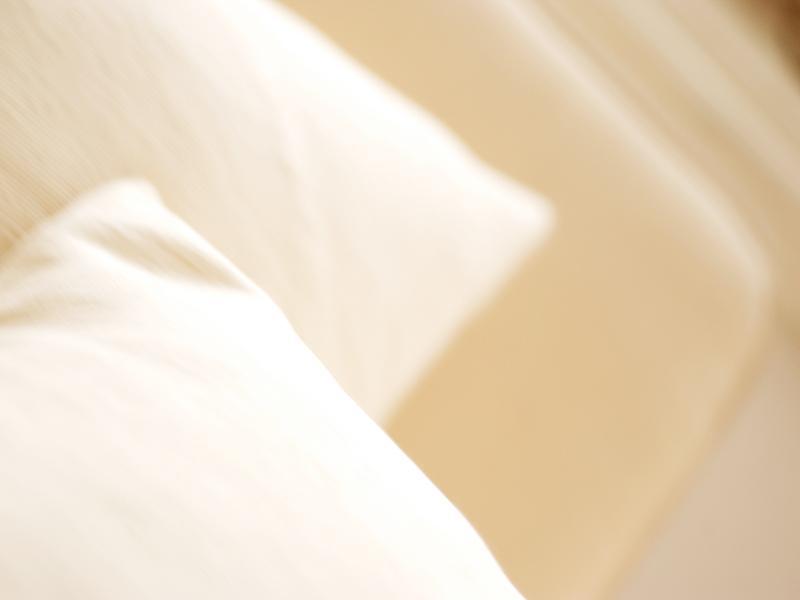 毎日の事だから良い眠りもご提供致します