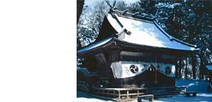 八幡神社ロゴ