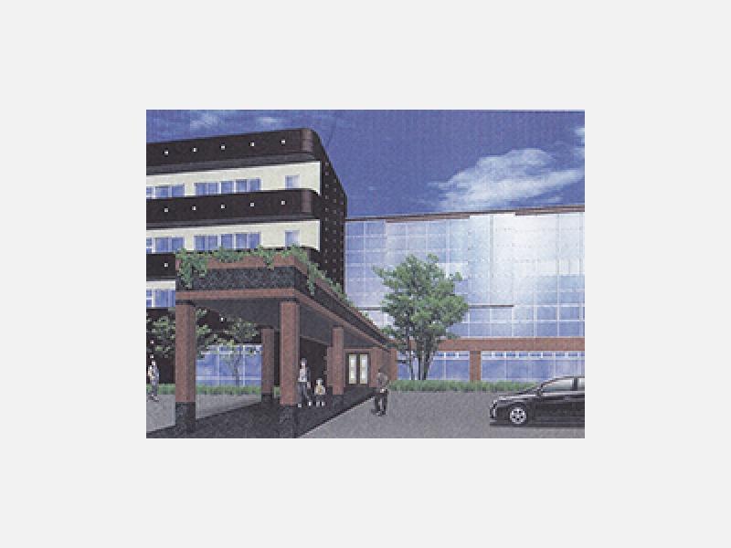 ▲岩井病院/医療