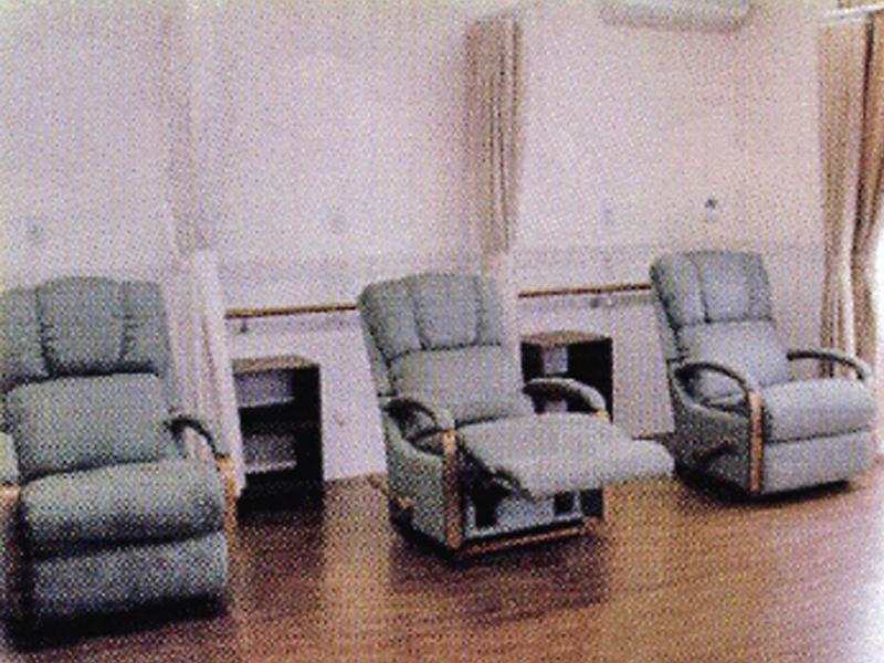 手術回復室