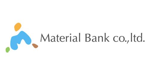 マテリアルバンク株式会社本社ロゴ