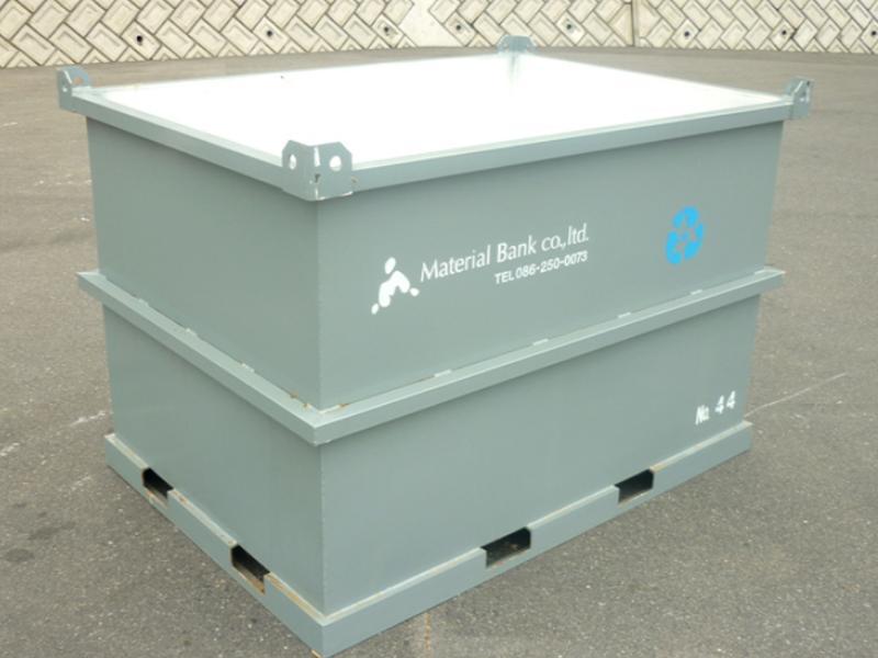 コンテナBOX/最も一般的な回収アイテム