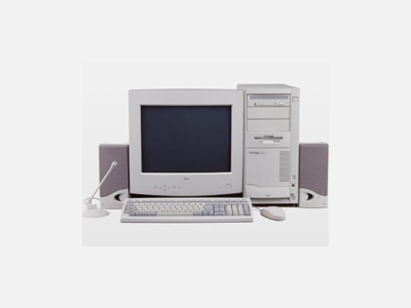 オフィスの不用品回収・買取 パソコン・空調機器