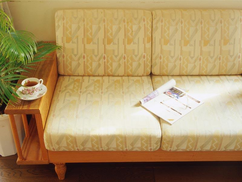 お気に入りのソファーや