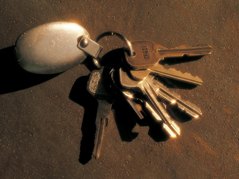 紛失の場合、元鍵が無くてもOK!