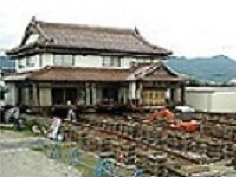 姿曳移動工法(木造住宅)