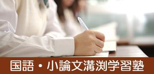 国語・小論文溝渕学習塾ロゴ