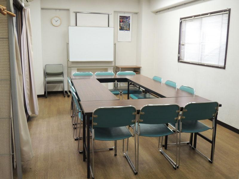 *会議室 4F
