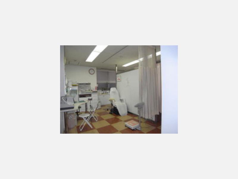 計測・処置室