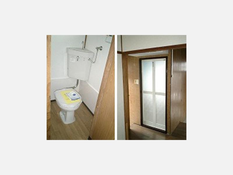 トイレ・ドア交換等