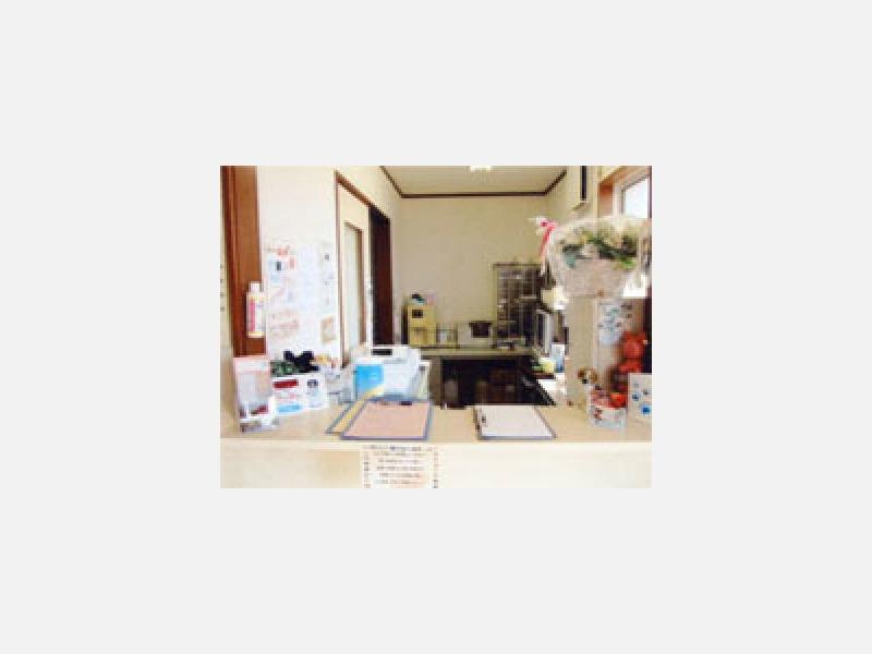 稲敷市下太田の動物病院