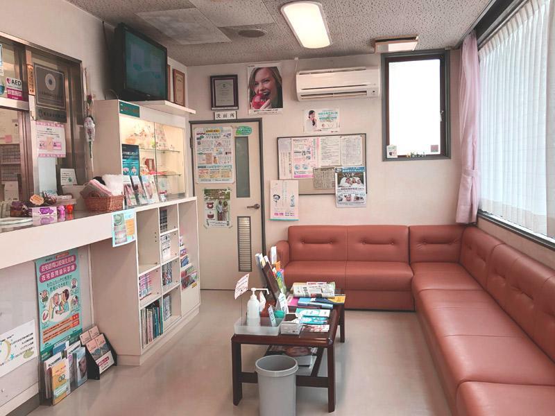 伊予鉄立花駅近くのひでき歯科医院