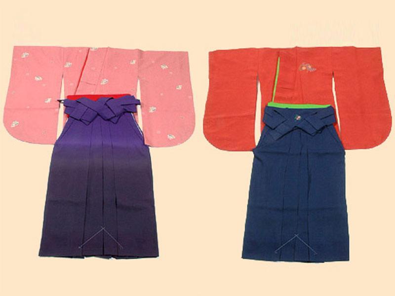 卒業式袴、着物 格安レンタル