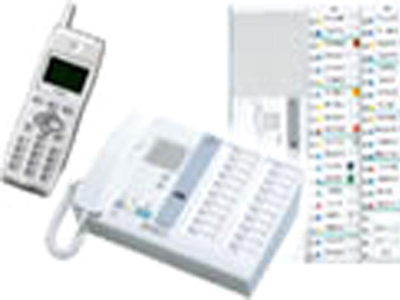ナースコールなど多種多様な通信設備を取扱ってます