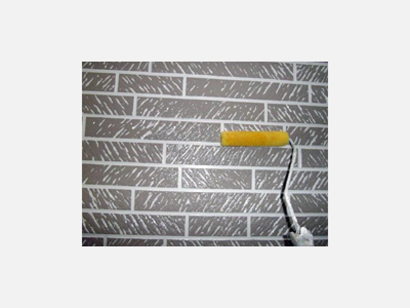 弊社のサイディング塗装技術で立体感のある色分けが可能です。