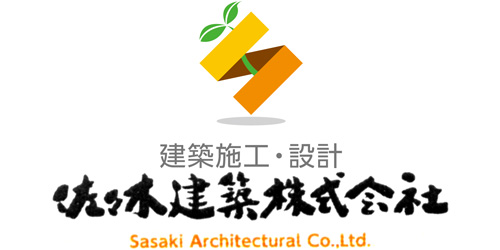 佐々木建築株式会社ロゴ