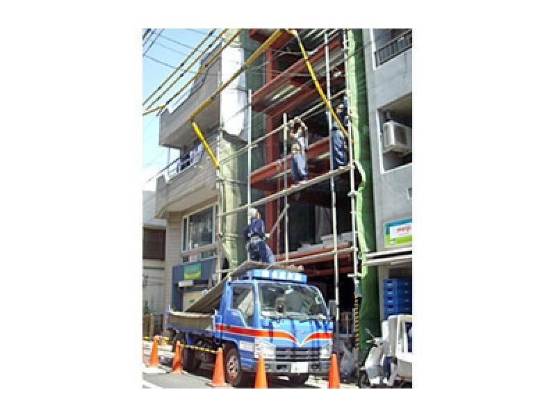 ◆ 建設業のコンビニ ◆ 金成興業 解体工事 内装工事