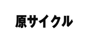 原サイクルロゴ