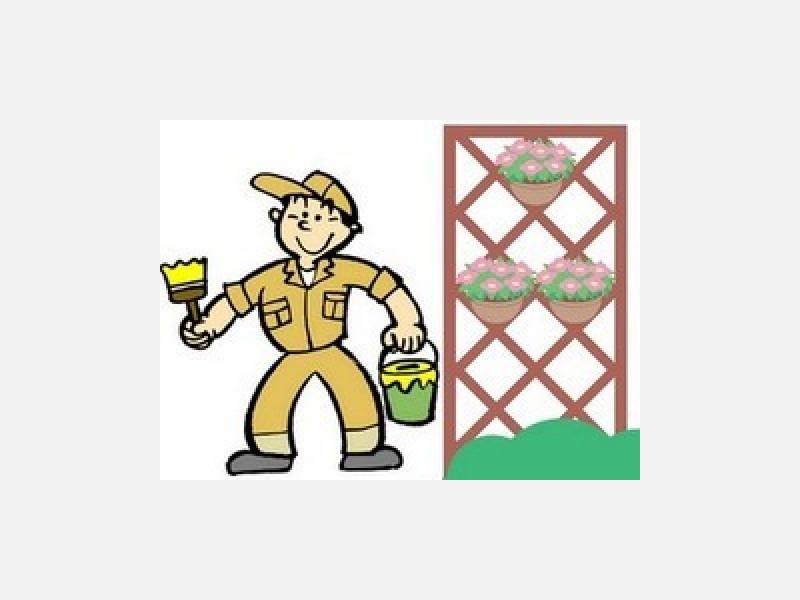 ◆◇フェンスやカベなどの塗装◇◆
