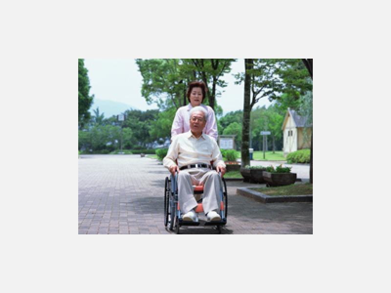 車いすのキャスター特許取得製品です