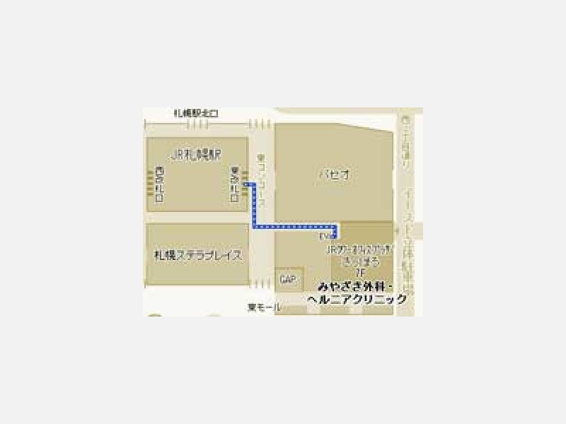 ★JR札幌駅直結★