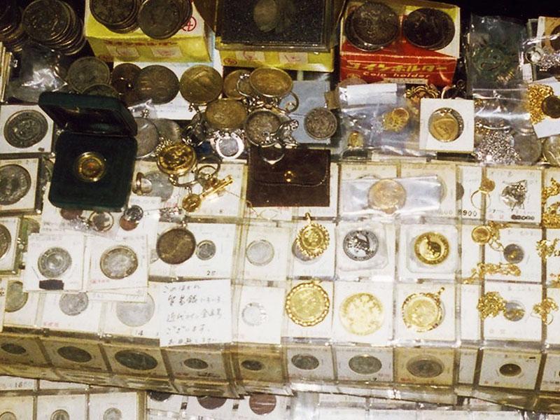 古銭、コイン、メダル 等