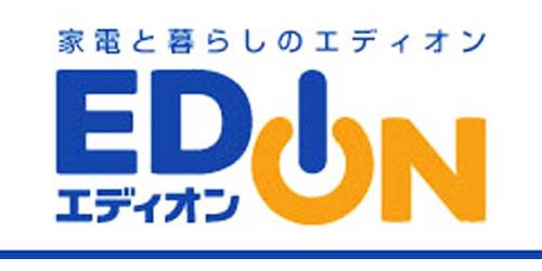 エディオン総社東店ロゴ