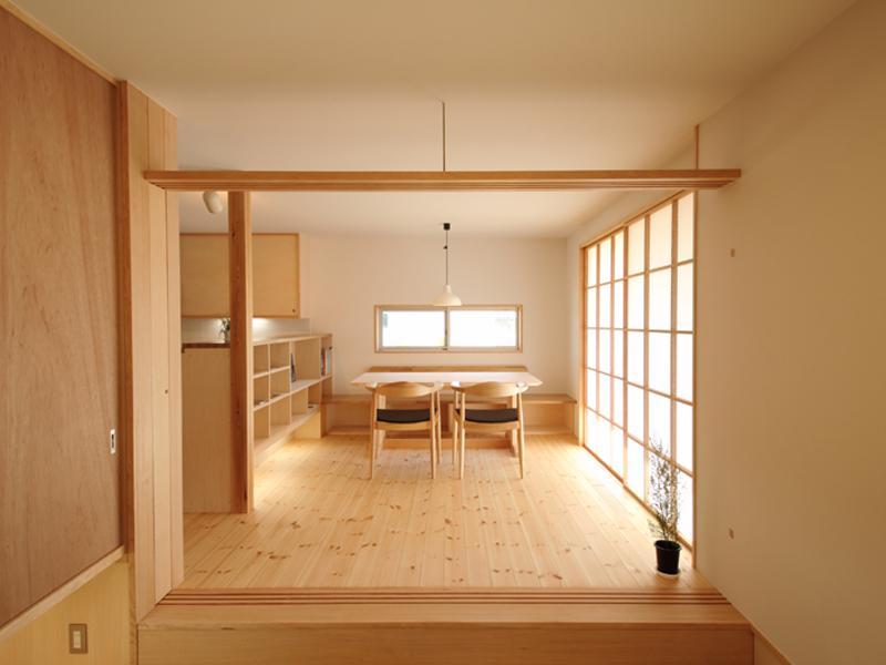 注文住宅を手がける田村建設だから施工技術にも自信があります。