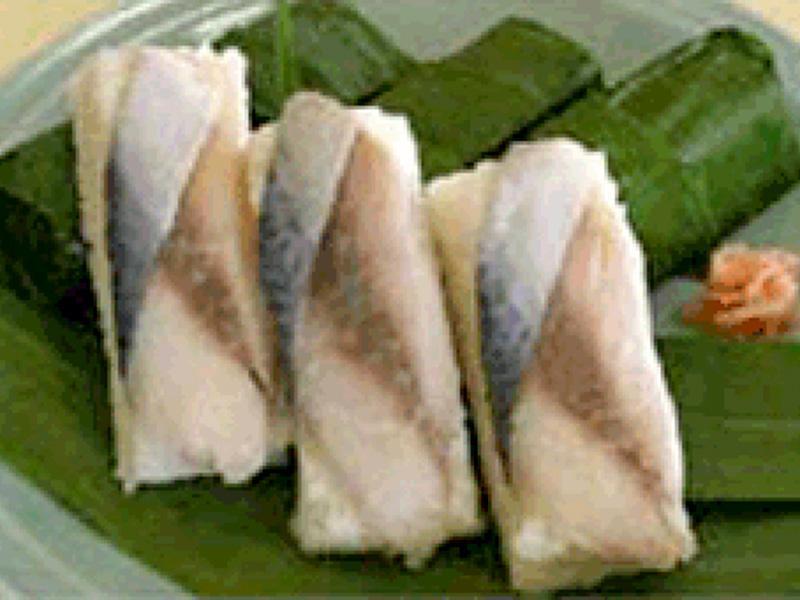 特産品(なれ寿司)